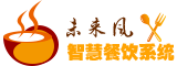 未来风-智慧餐饮软件二维码